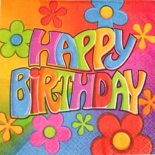 serviette_happy_birthday_blumen_flowerpower