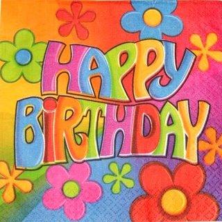 serviette_happy_birthday_blumen_flowerpower
